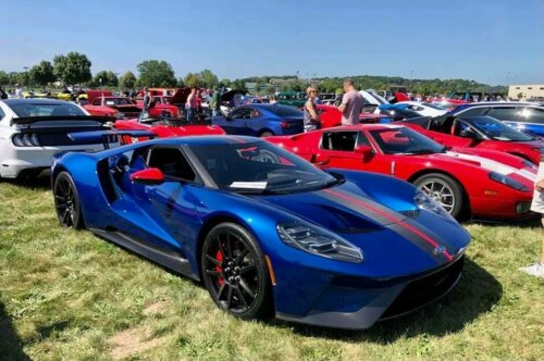 Cars Curing Kids: 'Cruise-In' features exotic car fleet for good cause